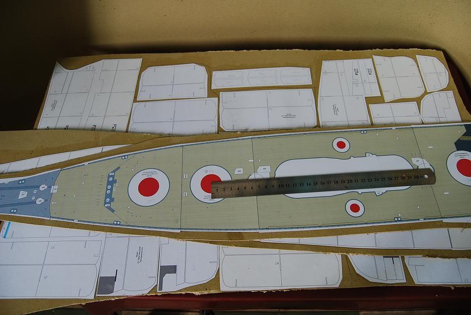 IJN Yamato 1/200 - Digital Navy Y1