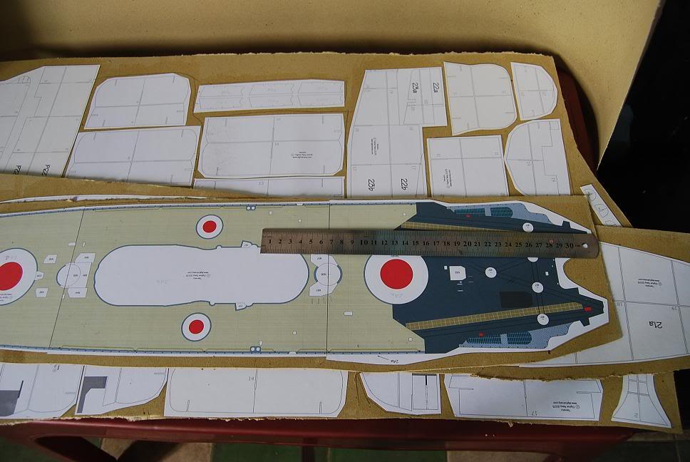 IJN Yamato 1/200 - Digital Navy Y2
