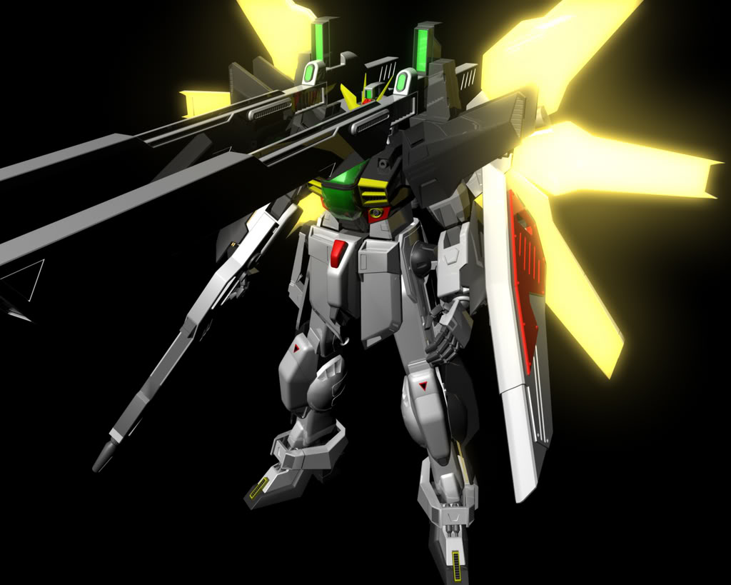 Dynasty Warriors: Gundam 3 (DW Gundam 3) GundamDX_sateliteCannon