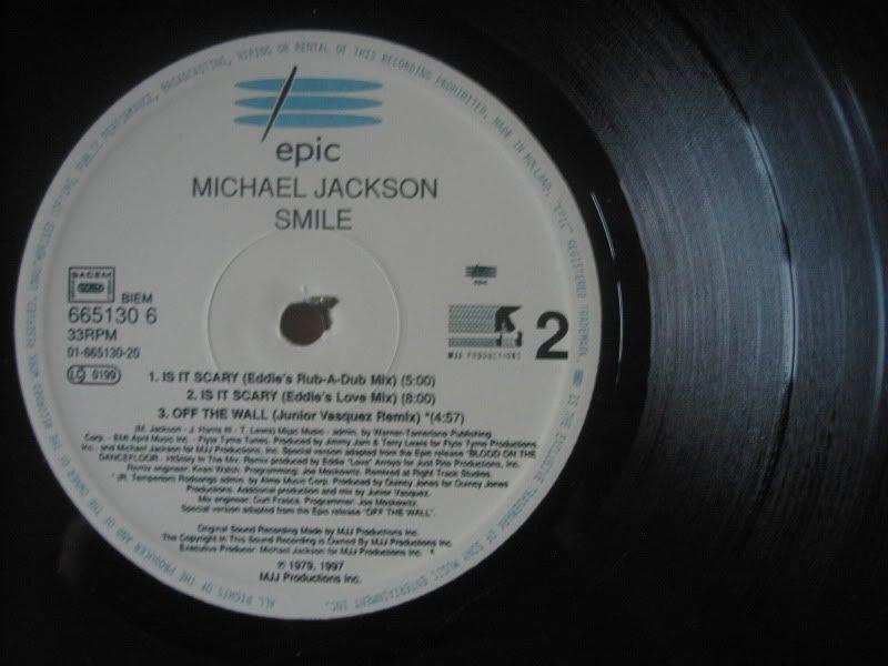 """Vendo Smile 12"""" Vinyl IMG_5142"""