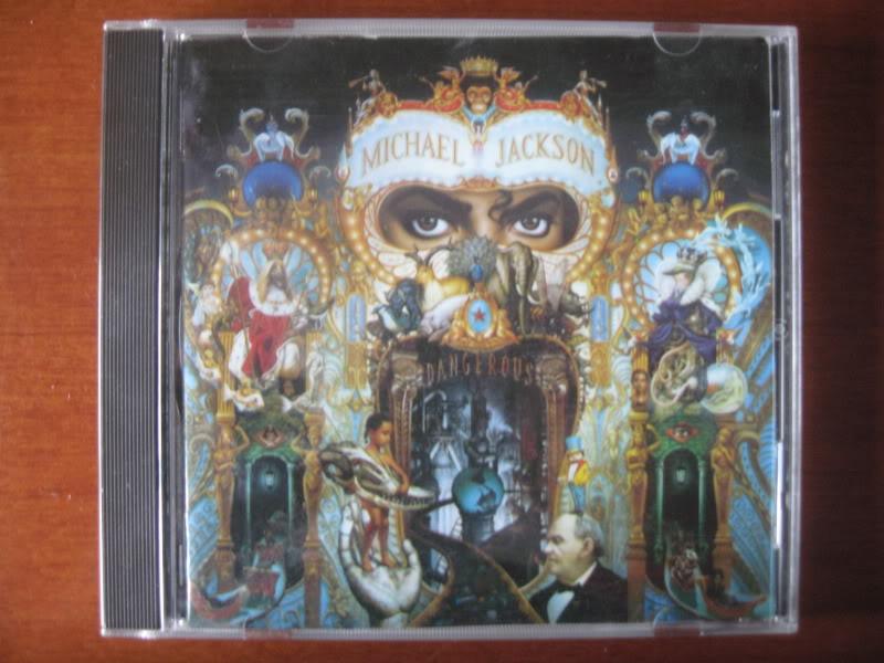 VENDO Album Dangerous '13 tracks' CD Limited Edition Italy 1993 IMG_5223
