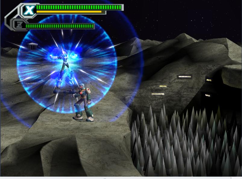 megaman X8 for PC 12