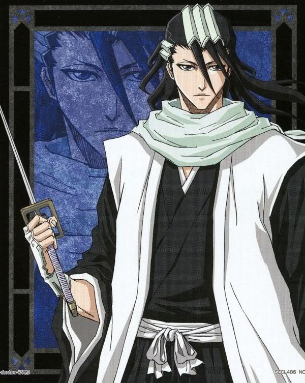 Cual es tu Personaje favorito de Anime? ByakuyaKuchiki