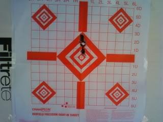 Day At The Range With My Shotgun 11-87Target