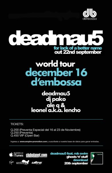 Deadmau5 in Guatemala!!!!!! 143214-1