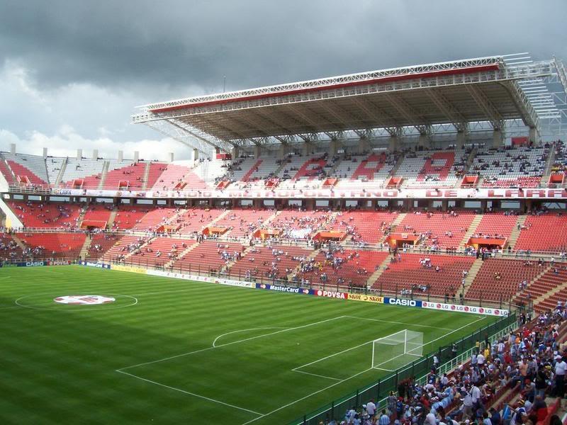 Cabudare | Estadio Metropolitano de Lara | 45.360 Estadio015