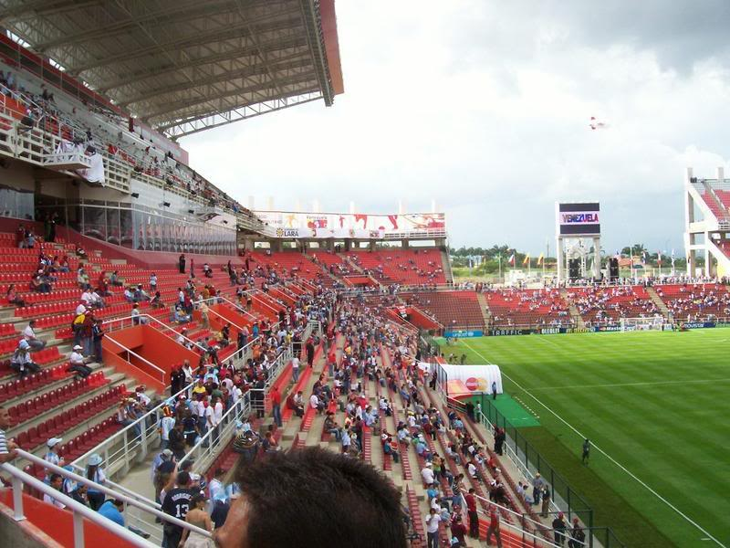 Cabudare | Estadio Metropolitano de Lara | 45.360 Estadio016
