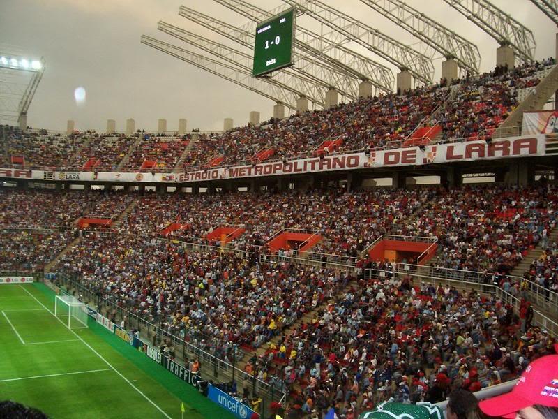 Cabudare | Estadio Metropolitano de Lara | 45.360 Estadio043