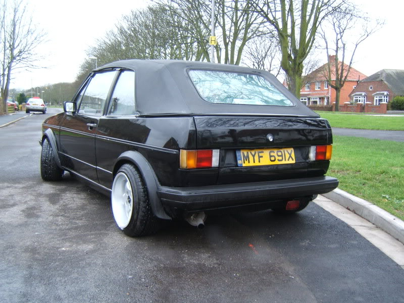 1982 mk1 cabby running project 0001-1