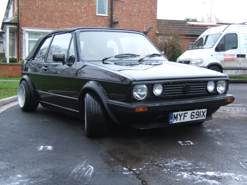 1982 mk1 cabby running project 0003-1