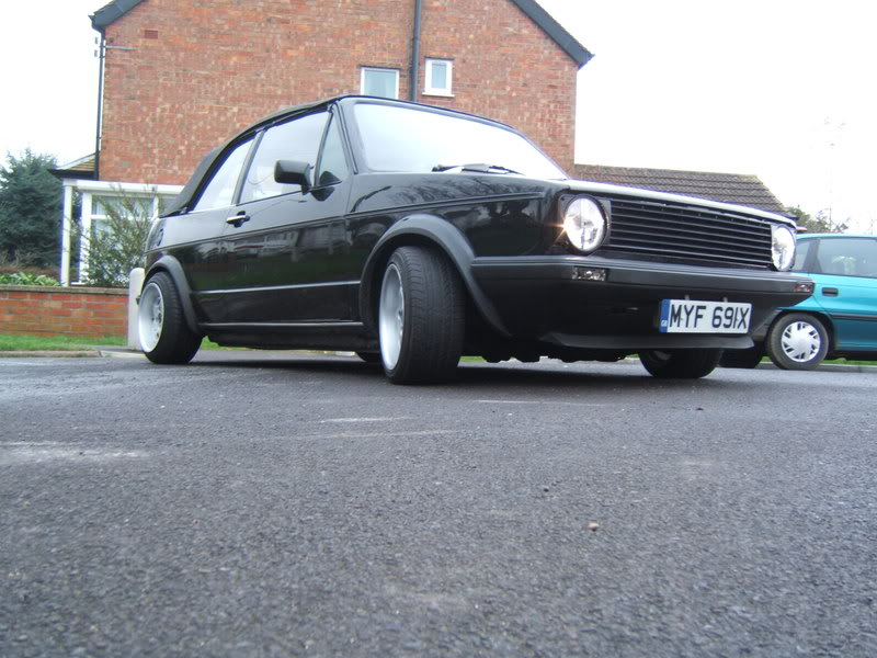 1982 mk1 cabby running project 2003