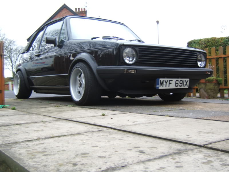 1982 mk1 cabby running project 2007