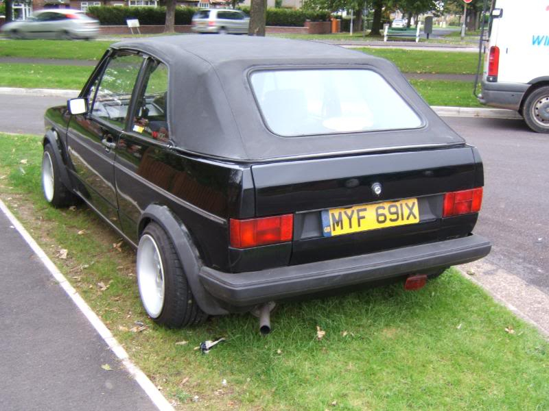 1982 mk1 cabby running project Y006