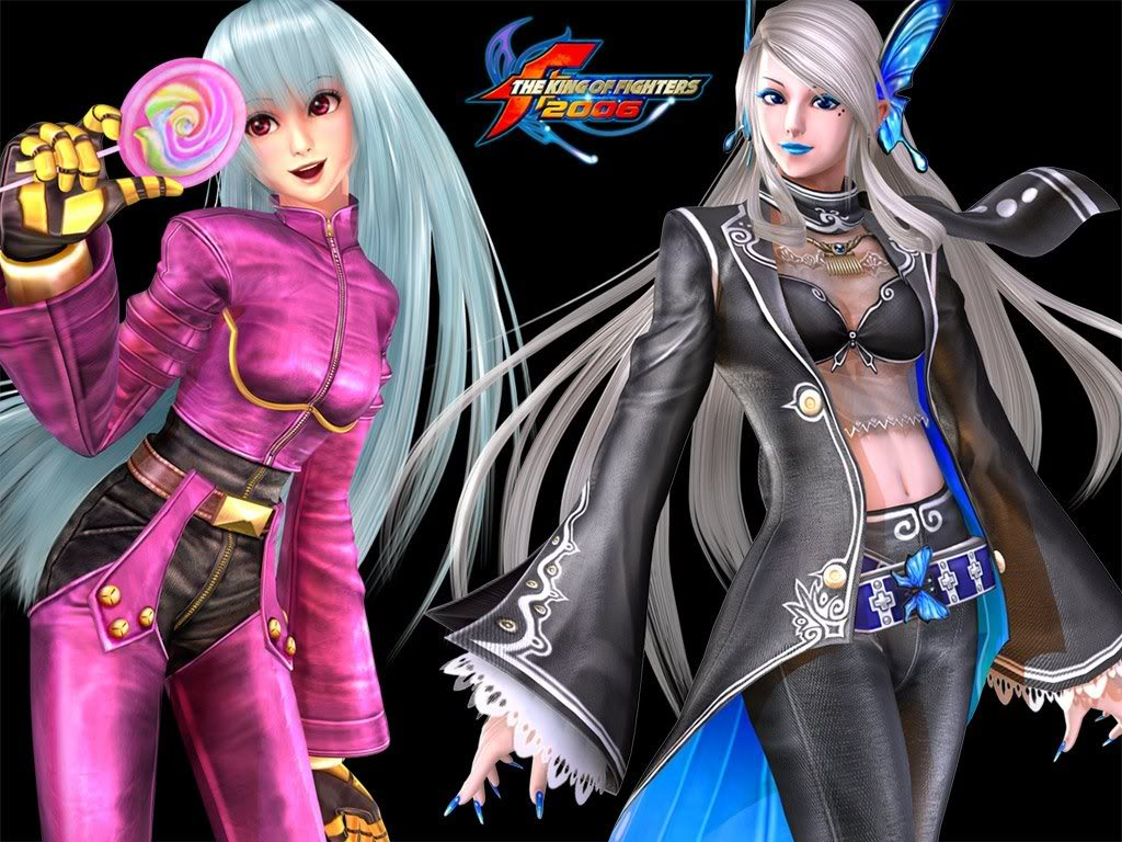 The King of Fighters Pack [75 Wallpapers] King_of_Fighters_2006