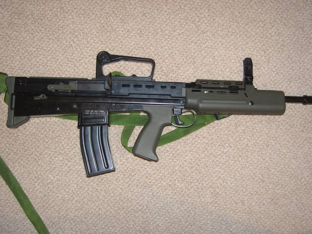 L85s/SA80s SNV80720