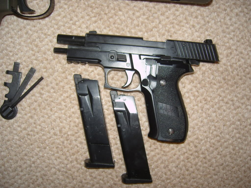 Pistols/Side Arms Sig2