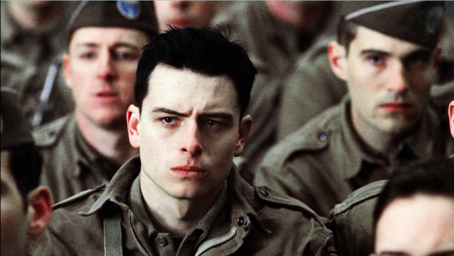 Eugene Roe de Band of Brothers Roe11