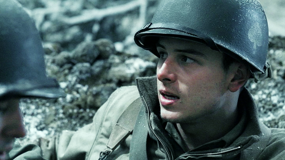 Eugene Roe de Band of Brothers Roe61