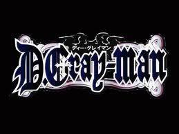 D. Gray Man Logodrayman