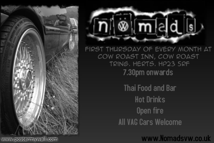 Nomads Meet Thursday December 1st Poster_from_postermywall