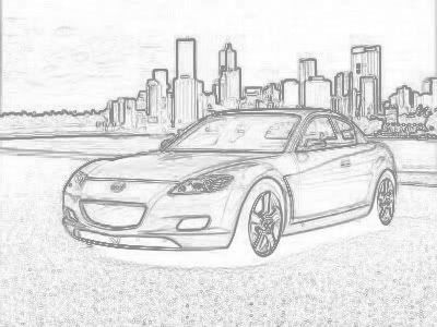 Effect creion Car3
