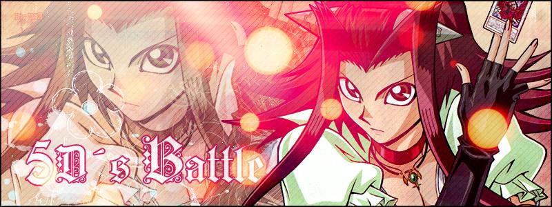 5D´s Battle