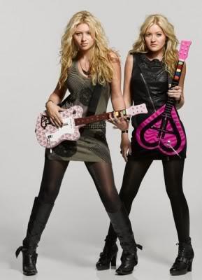 Diferentes Guitarras Guitarras-rosas