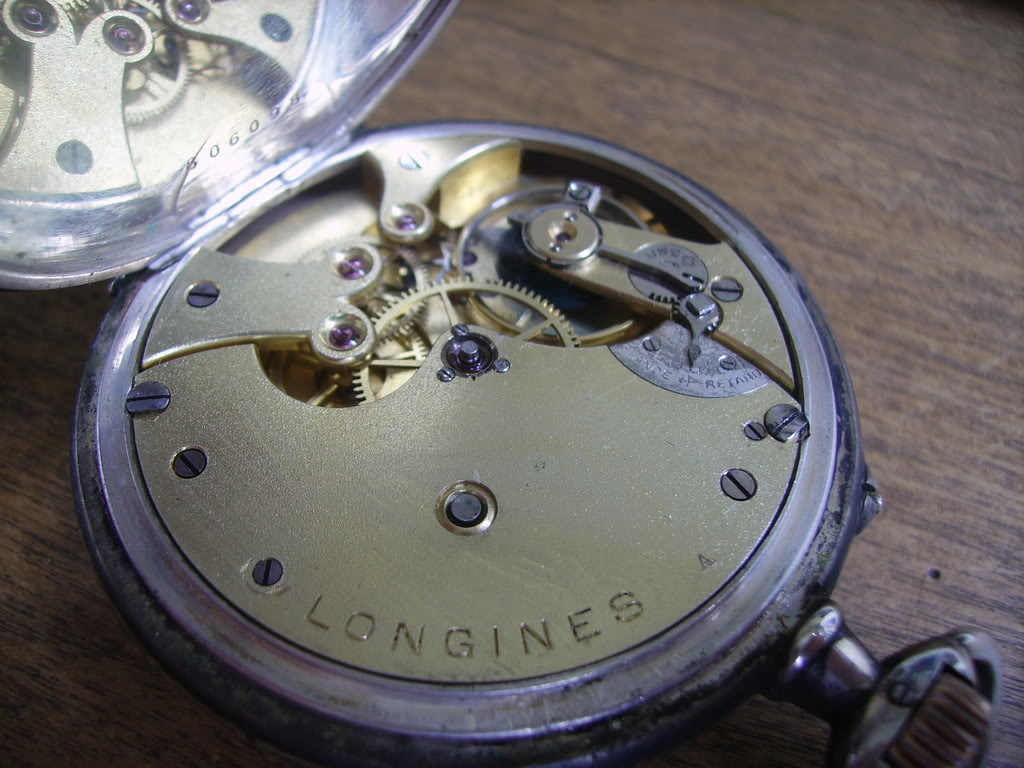 Longines me démange ...Attention aux yeux ! 8