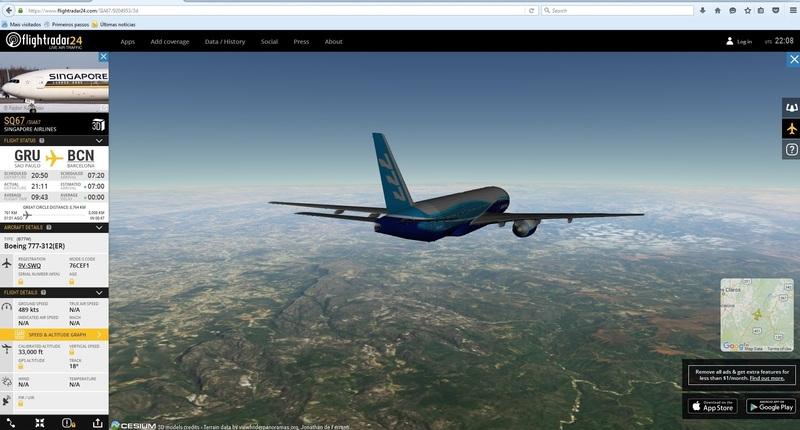 Flight Radar 24 em 3D Flight%20radar2