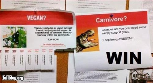 Photo Gallery of Absolute Randomness - Page 2 Fail-owned-carnivore-win