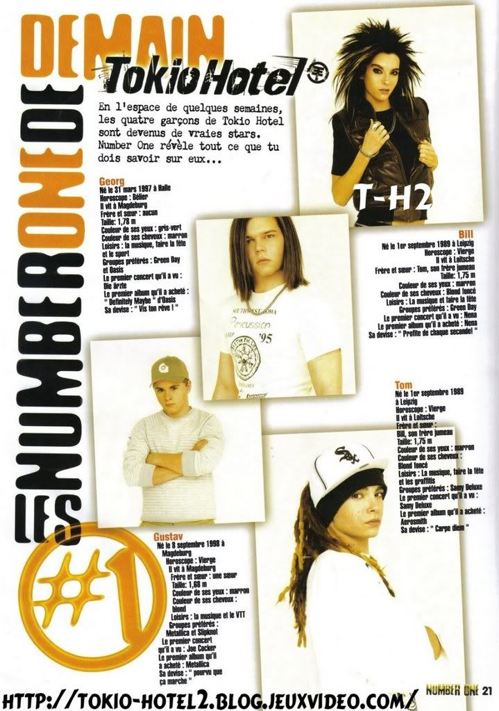 [Scans fr 2007] Number ONE n°24 Avril/Mai Nooneaprimai2