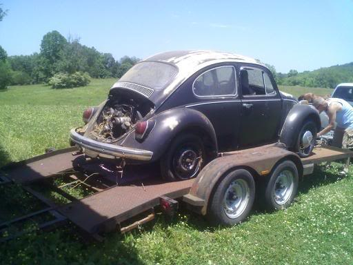 Let's see some of your previous VW projects Barnturd