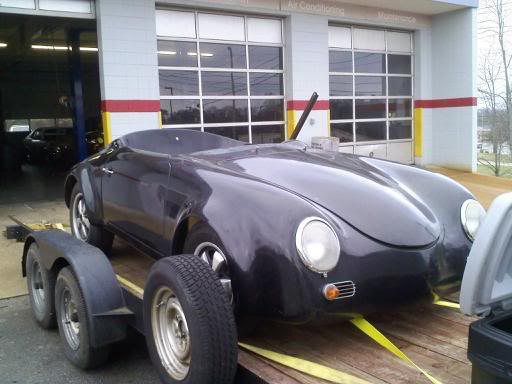 Let's see some of your previous VW projects Speedster1