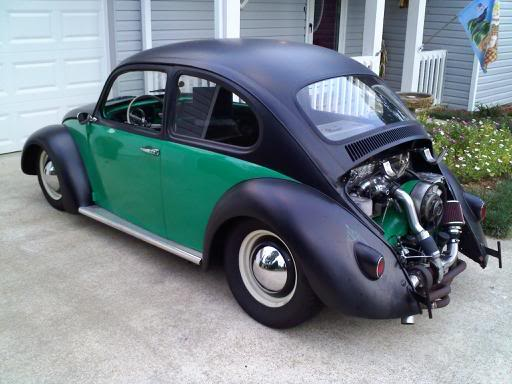 Let's see some of your previous VW projects Turbo4