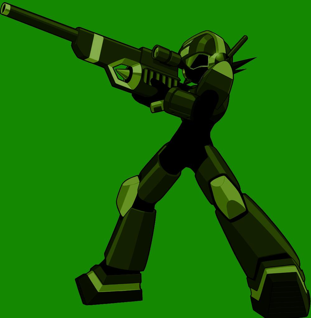 Ray-Ray's Art MegaManiSnipe2