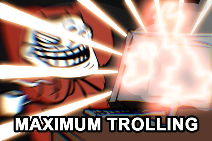 dando sus saludos Zar Maximum_trolling