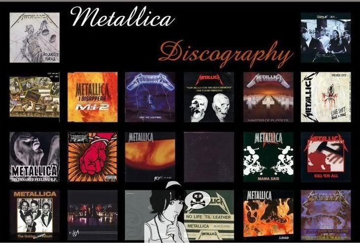 METALLICA [Collection 13 Albuns] Sshot-4