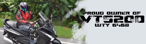Absorber yang paling best for your SYM V1 MG_ProudOwner
