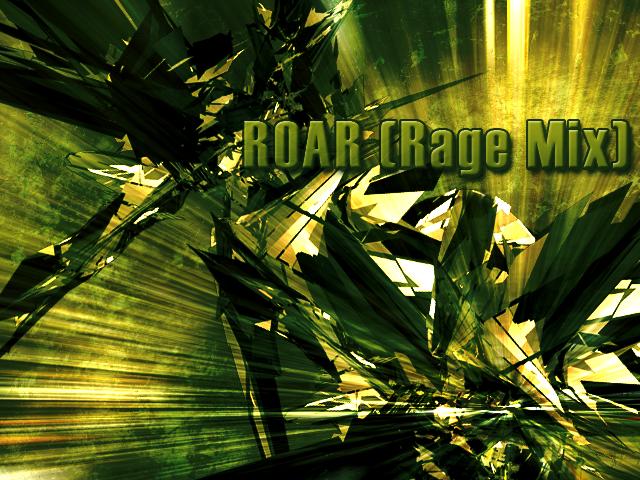 I make graphics Roar