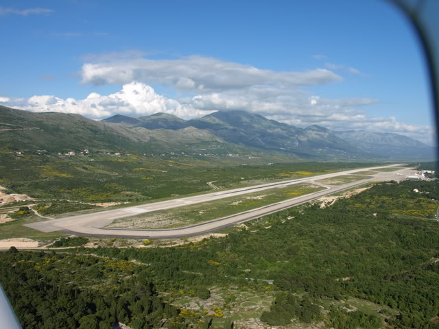 Zračna luka Dubrovnik PictureIZAVIONA066