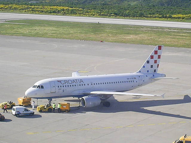 Croatia airlines PIC_0532