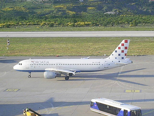 Croatia airlines PIC_0550
