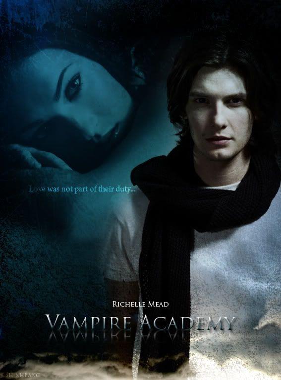 Vampire Academy VampireAcademyPoster
