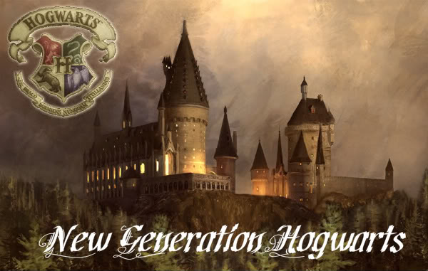 New Generation Hogwarts