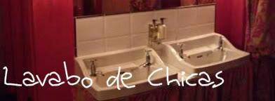 Baño de Chicas
