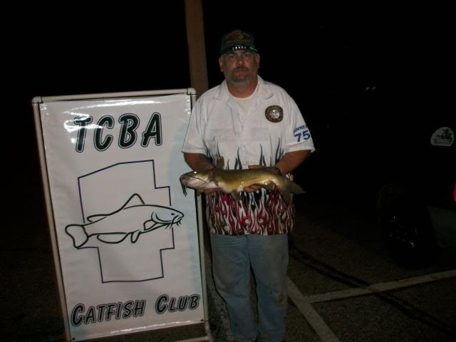 TCBA Ohio Catfish Tournament results for June 25th   100_0545