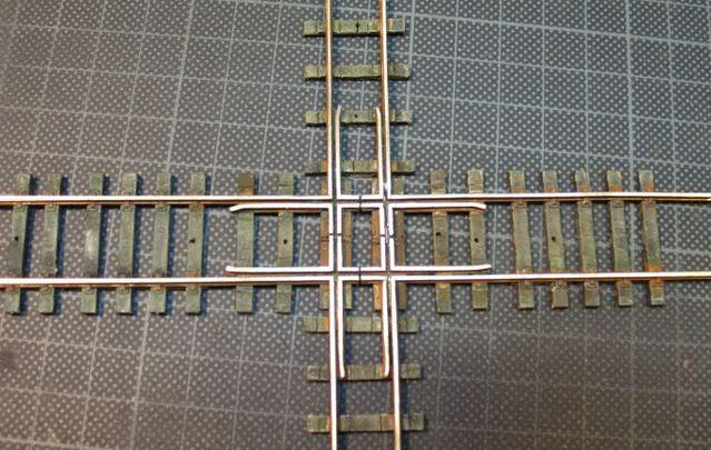 Avis aux amateurs de chemins de fer vicinaux belges CroisementdroitH0-H0m3