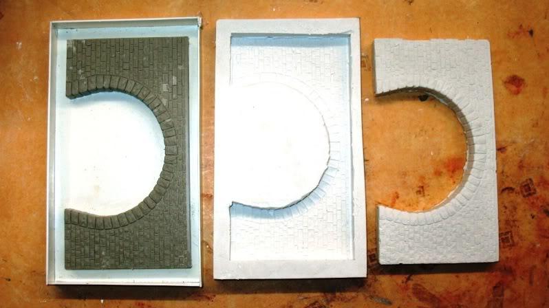 Moulages en plâtre Moulage2