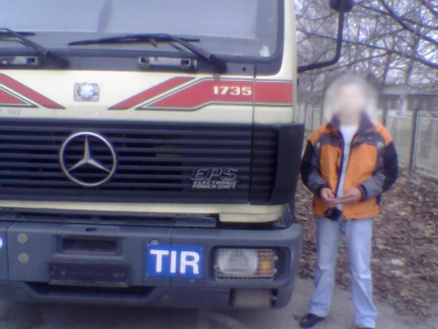 Jugoprevoz Jagodina Mercedes
