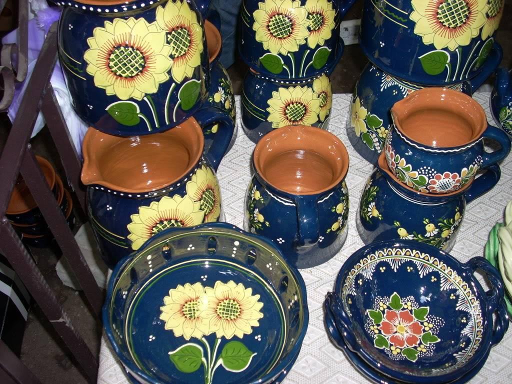 Targul de arta ceramica Cucuteni si al mestesugarilor de la Iasi-1/3 iulie 2011 Cucuteni006